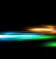 abstract motion light vector image vector image