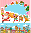 gifts kids small vector image