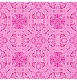 Cute pink floral ornament background