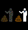 Flare mesh 2d businessman show ico shit icon