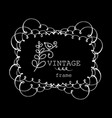 retro vintage badges and label logo graphics vector image vector image