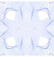 warped parametric surface shape pattern vector image