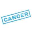 Cancer Rubber Stamp vector image vector image