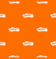 dump track pattern seamless vector image vector image