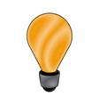 light bulb energy idea creativity image vector image vector image