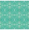 retro grunge pattern fifties textile design vector image vector image