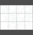 transparent bubble confetti celebrations simple vector image vector image