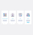 household tools devices for cleaning home ux ui vector image