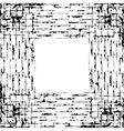 Gunny Frame vector image vector image