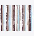 uneven ink hatch vertical lines textile pattern vector image vector image