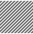 black white striped classic fabric texture vector image vector image