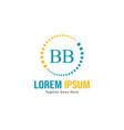 bb letter logo design creative modern letters