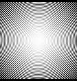 high density spiral halfotne effect black vector image vector image