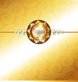 hindu rakshabandhan festival vector image vector image