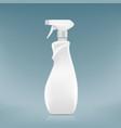antibacterial hand sanitizer spray vector image