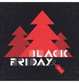 Black friday poster tree christmas