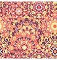 Seamless pattern with mandalas vector image vector image