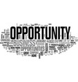 agel business opportunity the hottest opportunity vector image vector image