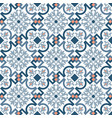 pattern classic old european vector image