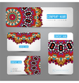 Set with corporate identity templates