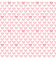 valentine seamless polka dot geometry pattern vector image vector image
