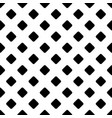 seamless diagonal square pattern background vector image vector image