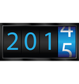 2015 new year vector image vector image
