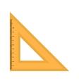 Measurement Ruler vector image