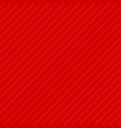 red seamless fabric texture in line vector image vector image
