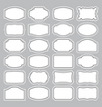 Blank labels set vector | Price: 1 Credit (USD $1)