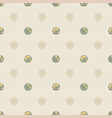 seamless pattern on theme travel vector image vector image