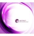 Violet energy background vector image
