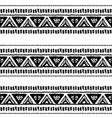 ethnic seamless pattern in native style vector image vector image
