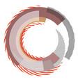 circle design element vector image