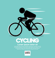 Cycling Graphic Symbol vector image vector image