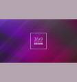 futuristic design purple background templates vector image vector image