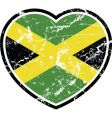 Jamaican flag vector image