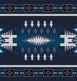 native southwest american indian aztec navajo vector image