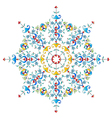 Ottoman motifs design series with fifty two vector image vector image
