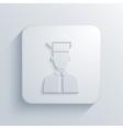 modern student light icon vector image