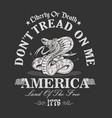american cobra veteran army tees graphic vector image vector image