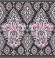 ornamental seamless pattern vintage vector image vector image
