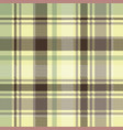 plaid tartan seamless pattern check fabric texture vector image