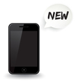 Smart Phone New vector image