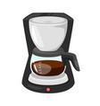 icon for coffee menu design vector image vector image