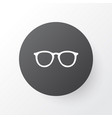 sunglasses icon symbol premium quality isolated vector image