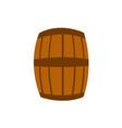 Beer barrel glass