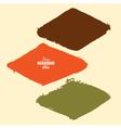Beautiful grunge design elements vector image