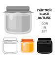 honey icon of for web and vector image vector image