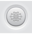 Small Data Icon vector image